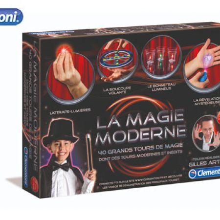 Clementoni La Magie Moderne - French