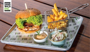 Mouthwatering Sandwiches & More From The Menu