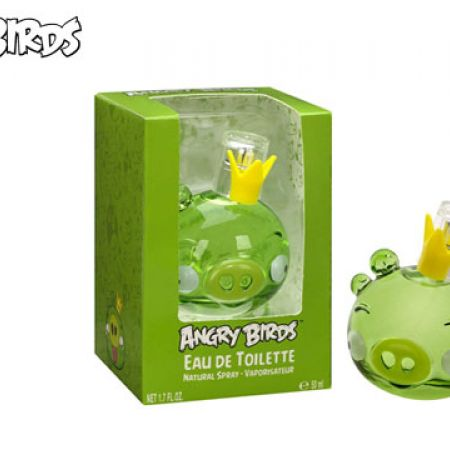 Angry Birds King Pig Angry Birds Eau De Toilette For Kids 50 ml