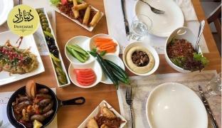 Lebanese Cuisine Set Menu with Drinks