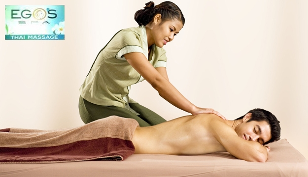 60 mins. Thai or Shiatsu Massage in a VIP Room with Hot Towels, Hot Stones & Private Shower