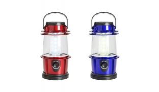 24 Lumen LED Mini Camping Lantern - Blue