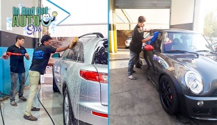 Interior & Exterior Car Wash for Sedans