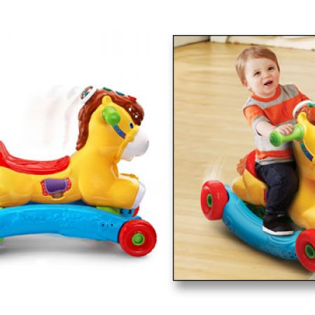 Vtech Gallop & Rock Learning Pony - English