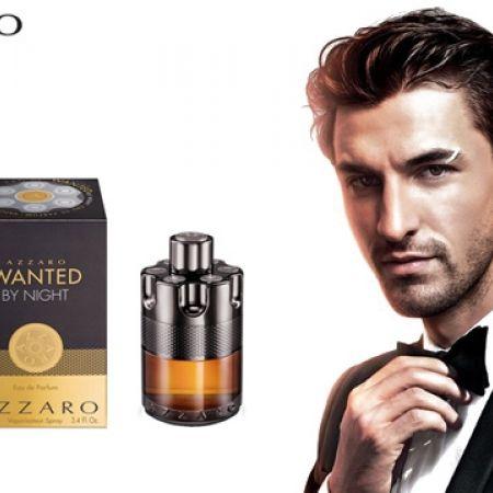 Azzaro Wanted By Night Eau De Parfum For Men 50 Ml Makhsoom