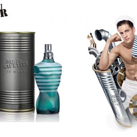 Jean Paul Gaultier Le Male Eau De Toilette For Men 125 ml