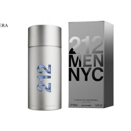 Carolina Herrera 212 Men NYC Eau De Toilette For Men 100 ml