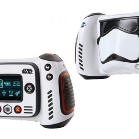 Vtech Star Wars Stormtrooper Digital Camera - English