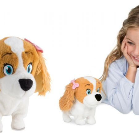 IMC Toys Lola By Lucy Interactive Toy - English