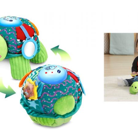 Vtech Touch & Discover Sensory Turtle - French