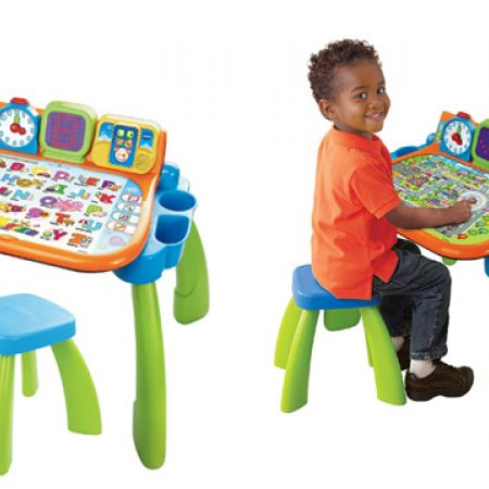 Vtech Touch & Learn Activity Desk - English