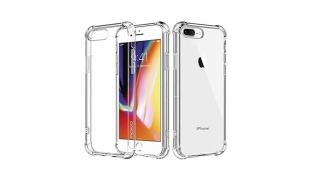 iPhone Transparent Cover - iPhone 8