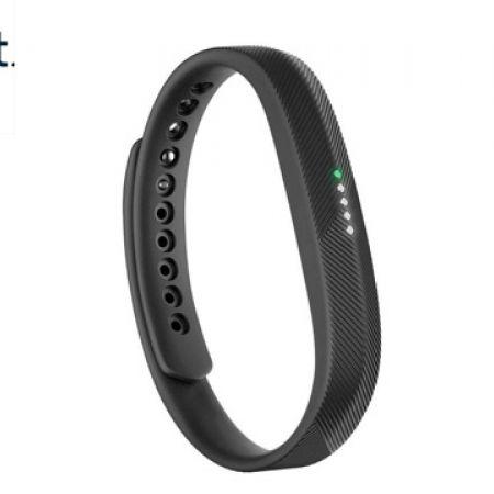 Fitbit Flex 2 Black Wireless Activity & Fitness Watch