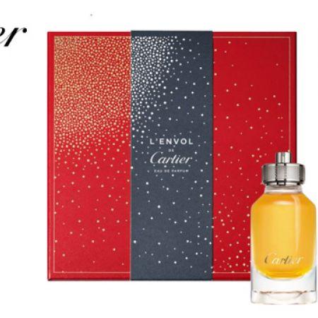 Cartier L'Envol De Cartier 2 Pcs Gift Set EDP 80 ml & Deodorant Stick 75 ml Unisex