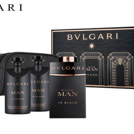 0af72544151 Bvlgari Man In Black Gift Set EDP 100 ml