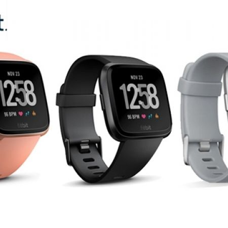 Fitbit Versa Nfc Special Edition Wireless Activity