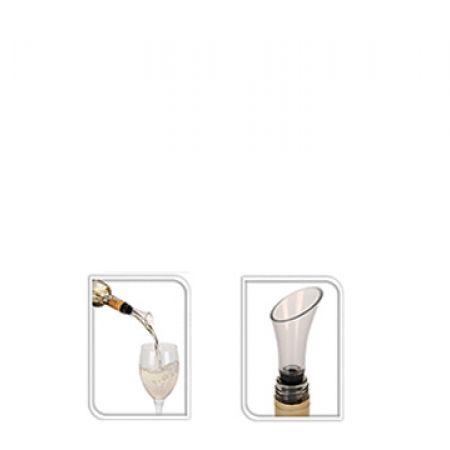 Stainless Steel Wine Cooler Chiller & Aerator Stick 35.5 cm