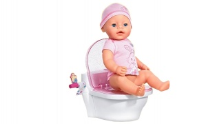 Little Baby Magic Potty