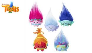 Trolls DreamWorks Trolls Mini Plush Assortment - Poppy