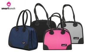 Smart Lunch Eve The Trendy Feminine Lunch Bag For Women - Grey