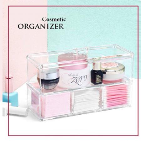 Design Acrylic Cosmetic Organiser