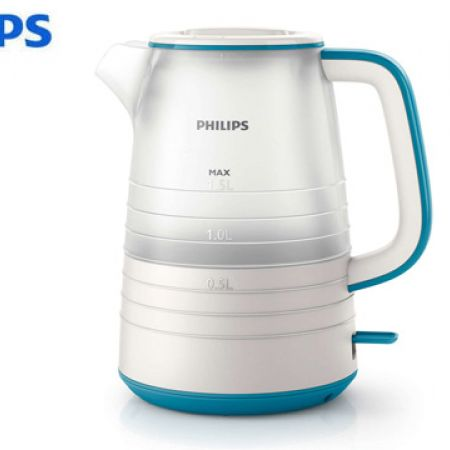 2603d4ddb933f Philips Daily Collection Electric Kettle 1.5 L 2200 W HD9334 12