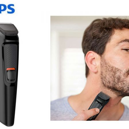 9aad4da630a22 Philips Multigroom Series 3000 6 In 1 Face Trimmer MG3710 15