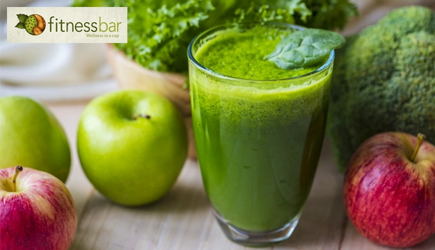 1-Day Detox Juice Package with Free Consultation