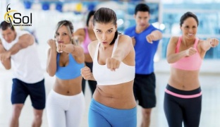 1-Month Tae Bo/Power Fitness Classes
