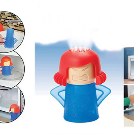 Angry Mama Microwave Cleaner & Disinfectant