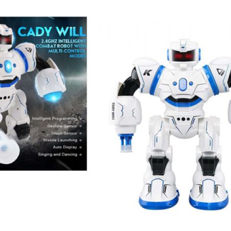 Cady Wile Sensor Control Combat Dancing Gesture RC Robot