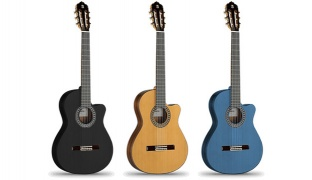 Professional Acoustic Body Guitar - Wooden
