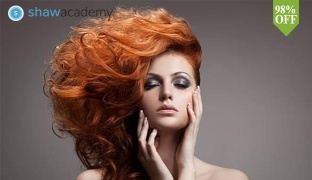 98% Off Online Personal Beauty Diploma Course from Shaw Academy (Only $9 instead of $395)