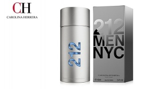 Carolina Herrera 212 Men NYC Eau De Toilette For Men - 50 ml