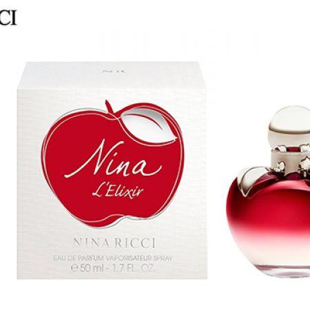 Nina Ricci L'Elixir Eau De Parfum For Women 50 ml