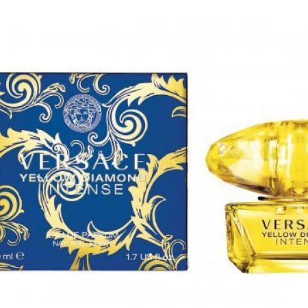 Versace Yellow Diamond Intense Eau De Parfum For Women 50 ml