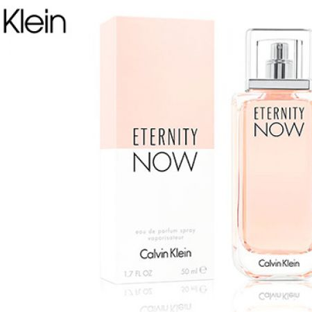 Calvin Klein Eternity Now Eau De Parfum For Women 100 Ml Makhsoom