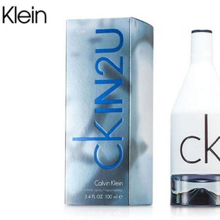 Calvin Klein Ck In2u Eau De Toilette For Men 100 Ml Makhsoom