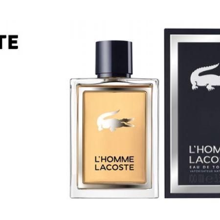 50b9e3fa01 Lacoste L'Homme Eau De Toilette For Men - 50 ml - Makhsoom
