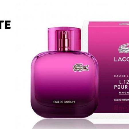 2e8ee3ed1b342 Lacoste L.12.12 Pour Elle Magnetic Eau De Parfum For Women - 45 ml ...