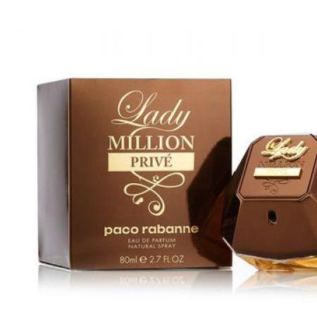 Paco Rabanne Lady Million Prive Eau De Parfum For Women 50 ml