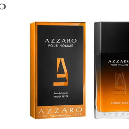 Azzaro Pour Homme Amber Fever Eau De Toilette For Men 100 Ml Makhsoom