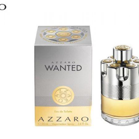 Azzaro Wanted Eau De Toilette For Men 50 Ml Makhsoom