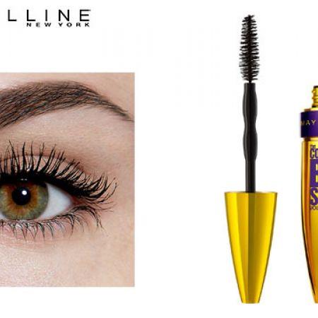 Maybelline New York The Colossal Big Shot Volum'Express Mascara 01 Black