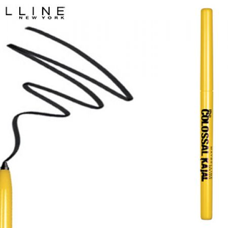 Maybelline New York Kohl Colossal Big Shot Volum'Express Eyeliner 01 Black