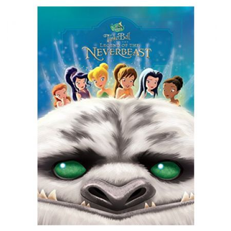 Disney Fairies Tinker Bell and The Legend Of The NeverBeast