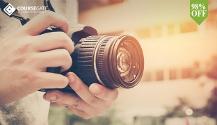 98% Off Online Professional Photography Masterclass Diploma Course from Course Gate, United Kingdom (Only $9 instead of $409)