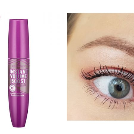 8c20f885787 Essence Instant Volume Boost Smudge-Proof & Intense Black Mascara - Makhsoom