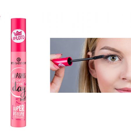 4f5cc44004c Essence Lashes Of The Day Super Volume Mascara Black - Makhsoom