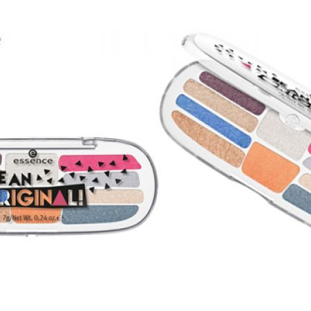 Essence Be An Original! Eyeshadow Box 10 Colors